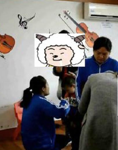 教学视频之握手舞