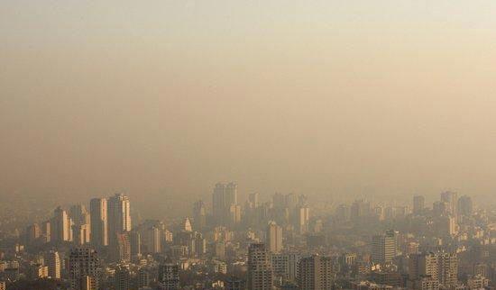 空气污染引起大脑变化而患孤独症和精神分裂症